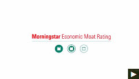 Morningstar Economic Moat Rating