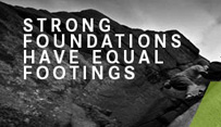 White Paper: Why Equal Weight? Strong Foundations Have Equal Footings