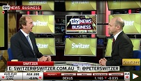 Russel Chesler on MVA with Sky Business News